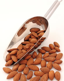 Fab Foods Almonds